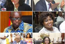 Photo of Powerful ministers who have lost their jobs in Akufo-Addo's 2nd govt