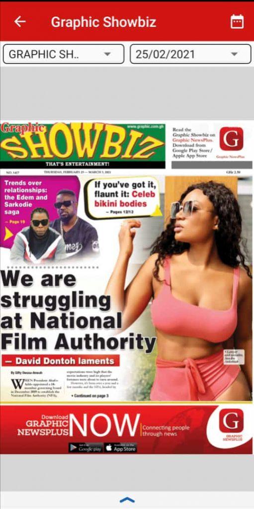 Newspaper headlines Of Friday, February 26, 2021 35