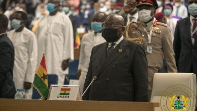 Photo of Akufo-Addo re-elected ECOWAS Chair