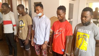 Photo of Adanse Fomena bullion van robbery: Ashanti police arrest 5 suspects (Video+photos)