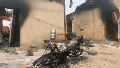 Photo of Tamale: 24 houses burnt in chieftaincy dispute