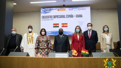 "Photo of ""Business opportunities from AfCFTA enormous"" – President Akufo-Addo to Spanish gov't"""