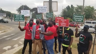 Photo of We'll keep picketing, demonstrating for 2020 pink sheets – NDC group to party leadership