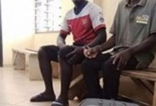 Photo of A/R: 3 Suspects Grabbed With Human Parts At Abuakwa