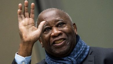 Photo of Ivory Coast's ex-President Gbagbo returns home after ICC acquittal