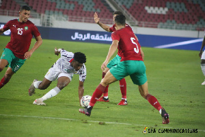 Photo of Morocco 1-0 Ghana: Black Stars lose despite good performance