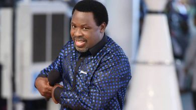 Photo of TB Joshua dead: Sympathisers throng Synagogue Church, flags lowered (Photos)