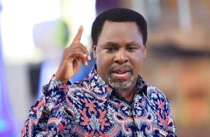 Photo of TB Joshua reportedly underwent treatment for stroke in Turkey 2 months ago