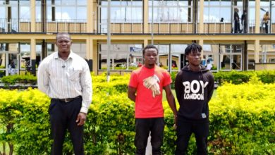 Photo of Armed boys in viral video charged, expected to appear before  Kumasi court today
