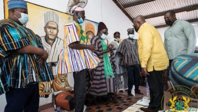 Photo of 'Ghana lucky to have you in COVID-19 era' – Mamprusi elders to Akufo-Addo