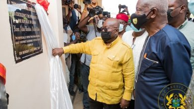 Photo of Akufo-Addo opens Bolga East Assembly building to end tour of UE/R