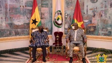 Photo of We'll assist you fight terrorism – Akufo-Addo to Burkina Faso