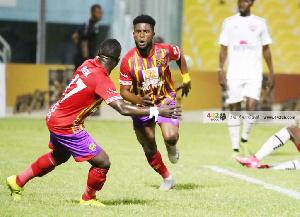 Photo of Hearts of Oak beat Asante Kotoko 1-0 in Super Clash