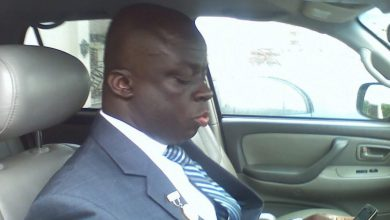 Photo of Lawyer Afrifa hit with 9 charges over claims against CJ
