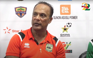 Photo of GFA bans and fines Kotoko coach Mariano Barreto for misconduct