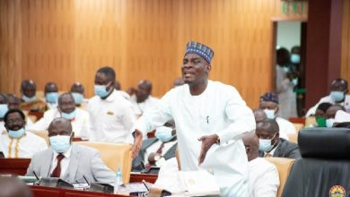 Photo of Budget review: You don't drink from empty calabash – Haruna Iddrisu replies Ofori-Atta